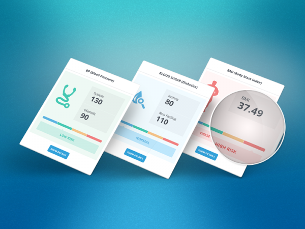 Health Report Cards Design