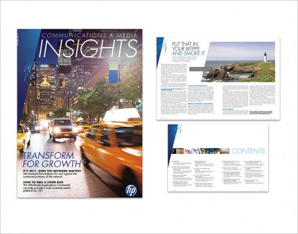 Hewlett Packard Technology Magazine