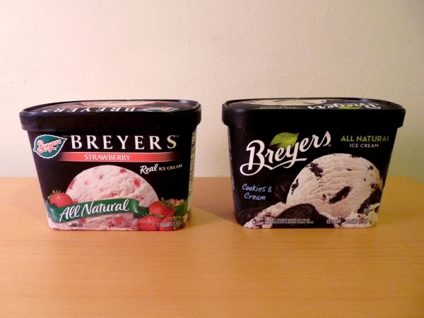 High Quality Ice Cream Packaging
