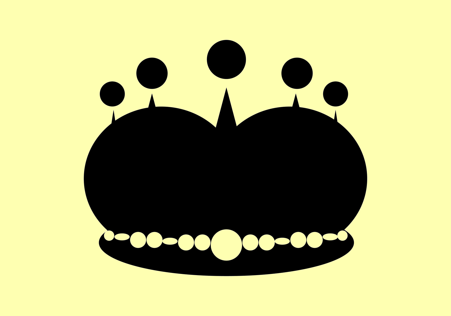 High Resolution Crown Clipart