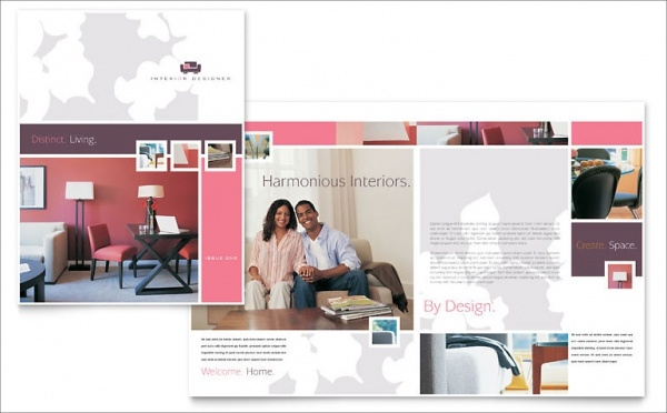 High Resolution Interior Brochure