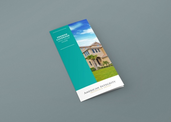 Homeowners Insurance Brochure