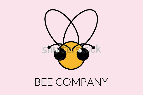 Honey Graphic Design Logo