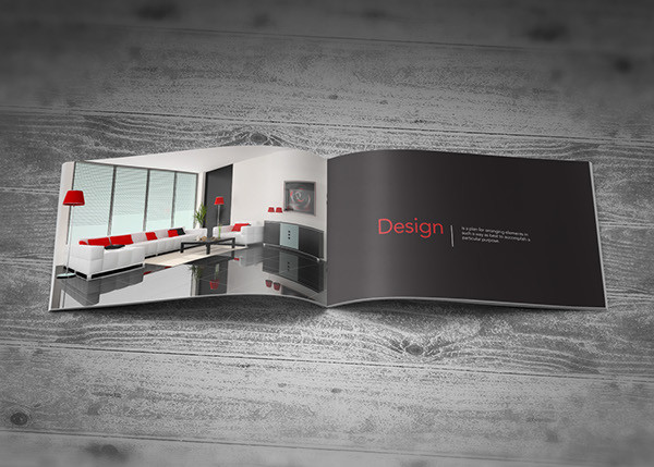 Interior Architecture Design Brochure