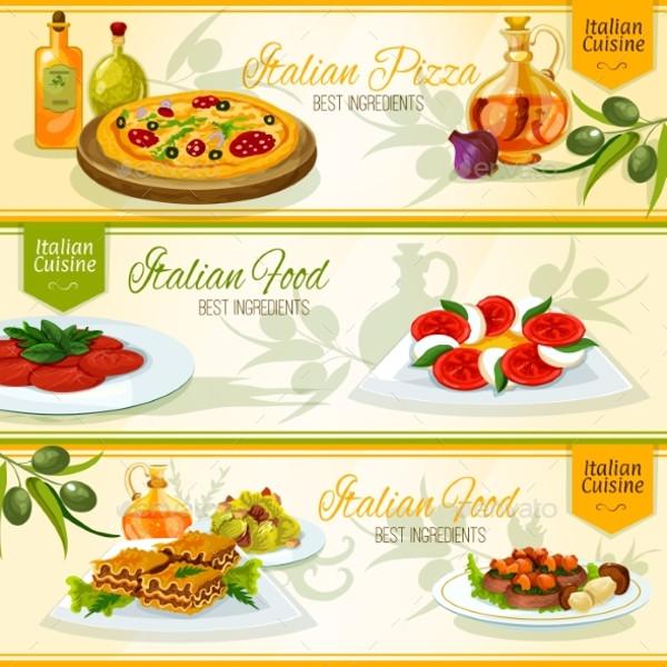 Italian Restaurant Identity Branding Design
