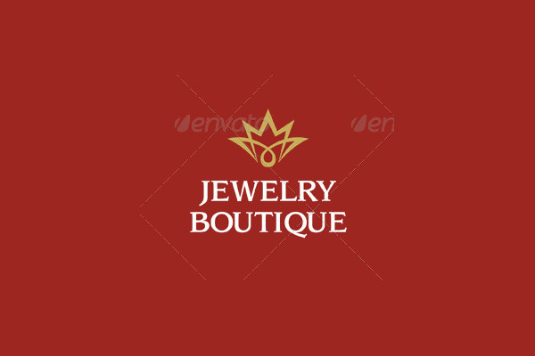 Jewelry Boutique Logo