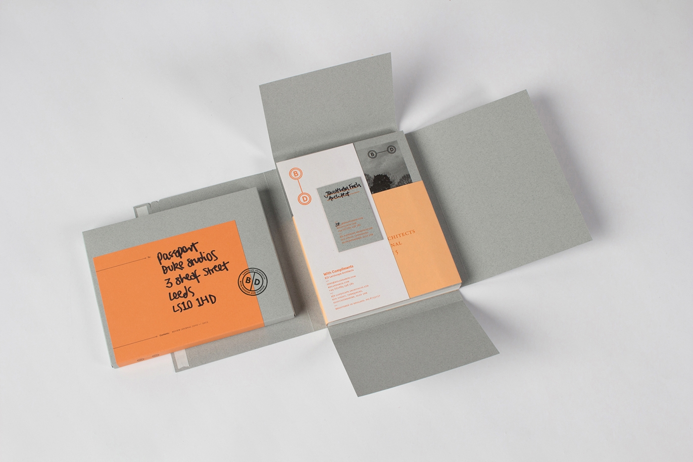 Landscape Paper Packaging Design
