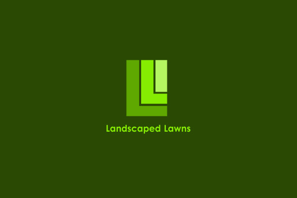 Landscaping Garden Design Logo