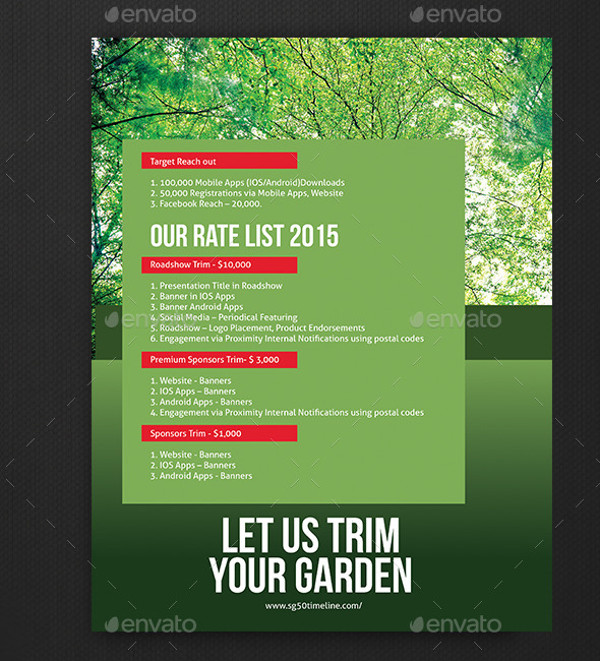 20 lawn care flyers psd vector eps jpg download for Garden maintenance flyer template