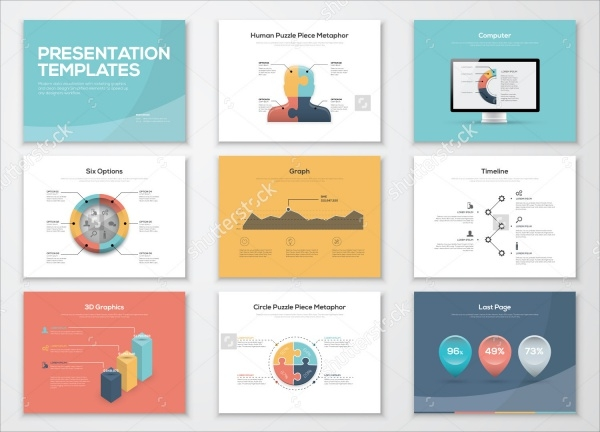 Layout Design Corporate Presentation