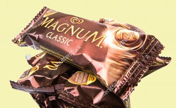 Magnum Ice Cream Packaging