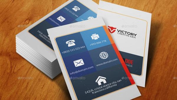 Malathion Corporate Business Card