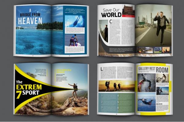 Modern Technology Entertainment Magazine
