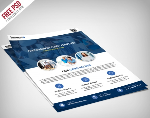 Multipurpose Professional Business Flyer Free