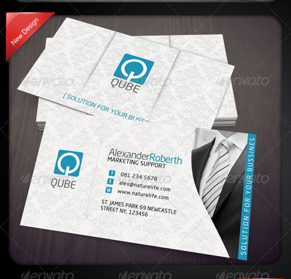 Name Card Business Design