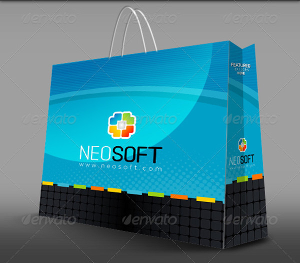 NeoSoft Shopping Bag Packaging