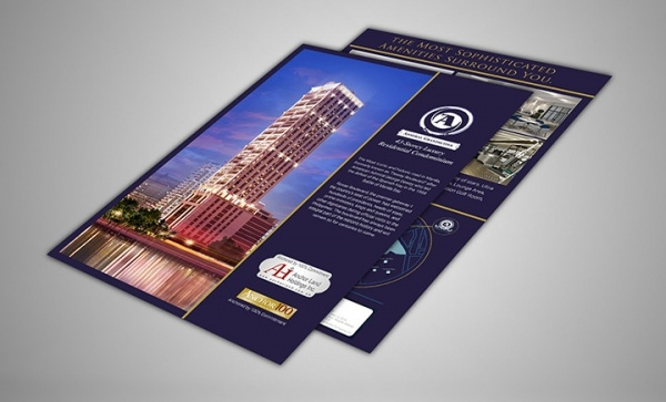 New Properties Proposed Brochure Design