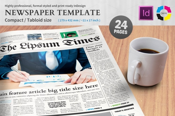 Newspaper Display Advertising