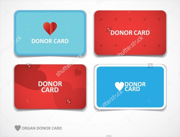 Organ Donation Response Card