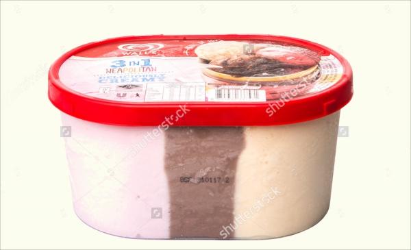 Organic Ice Cream Packaging