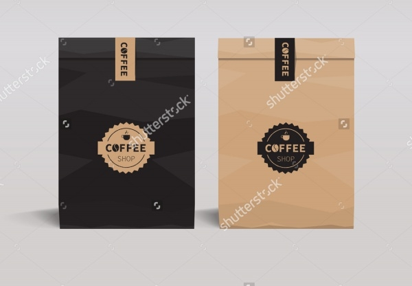 Paper Cafe Packaging Design