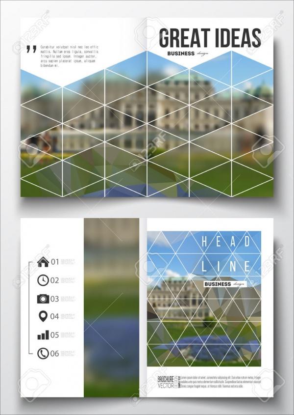 Park Photorealistic Flyer Design