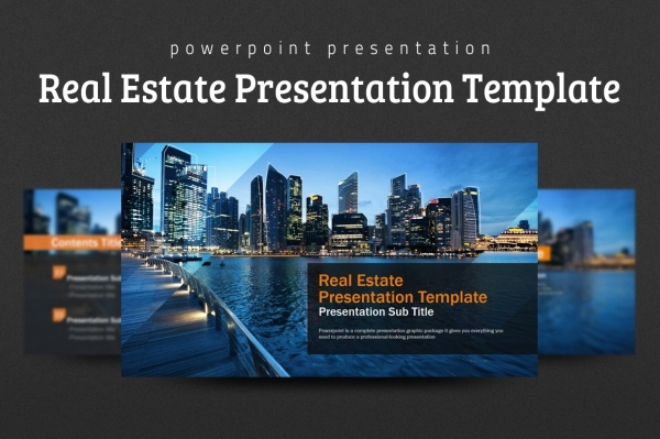 Presentation on Real Estate Project