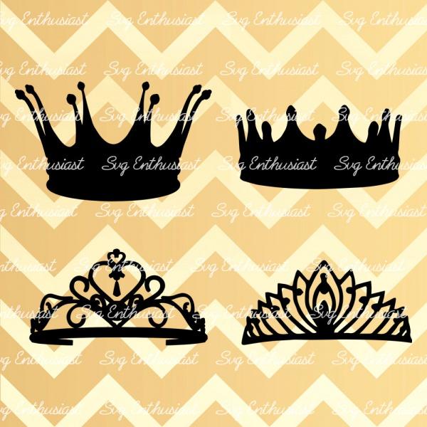 Princess Crown Clip-art Vector
