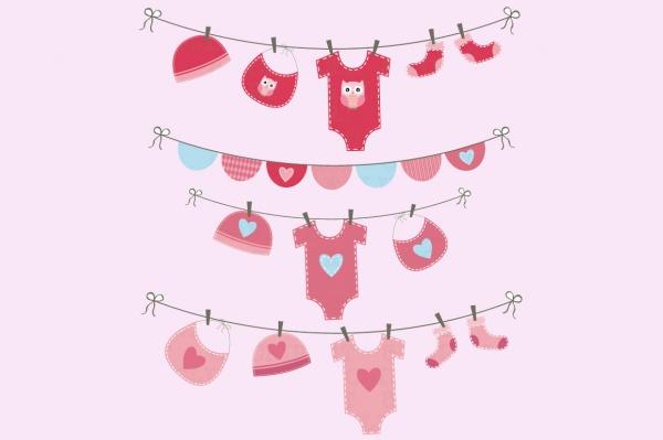 Printable Baby Girl Shower Banner