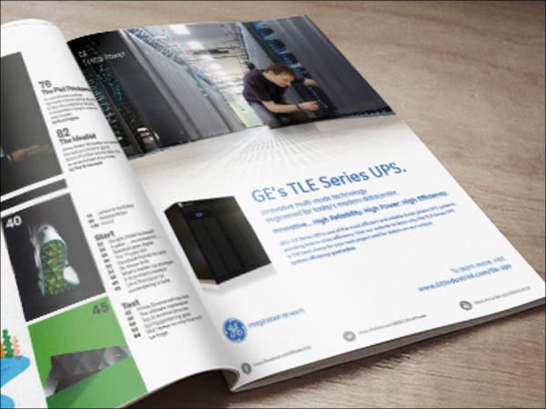 Printable Technology Magazine AD