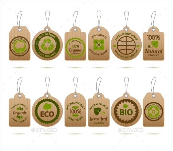 Product Cardboard Tags