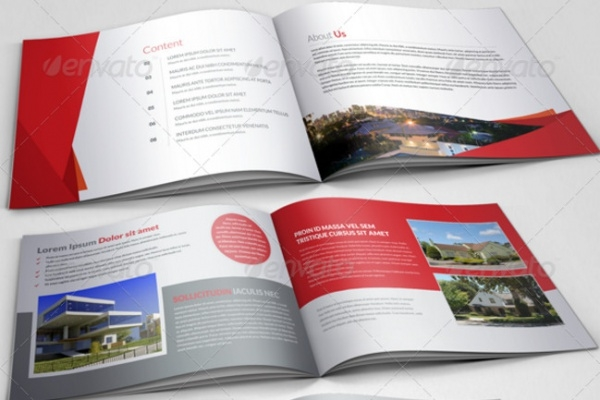 Property Sale Brochure Design