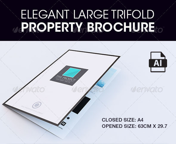 Property Tri Fold Brochure