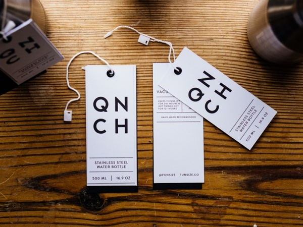 QNCH Product Hang Tags