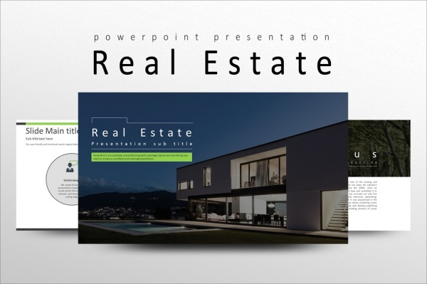 Real Estate Appraisal Presentation