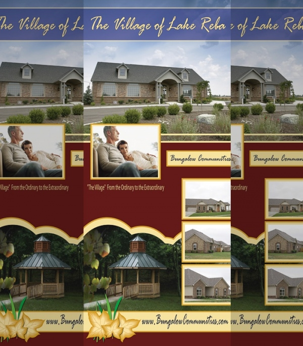 Real Estate Graphic Banner Design
