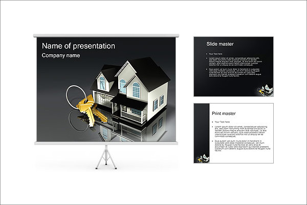 Real Estate Property PowerPoint Presentation