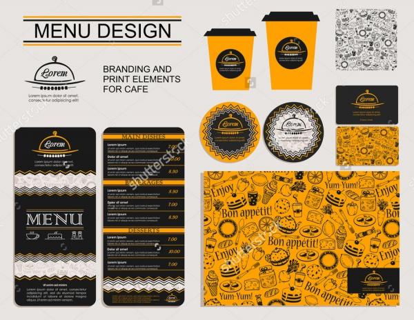 Restaurant Bar Branding
