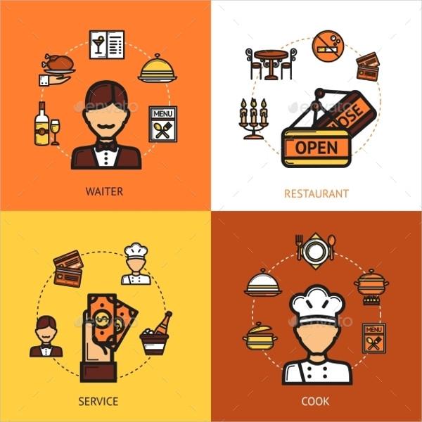 Restaurant Branding Design Concept