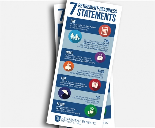 Retirement Benefits Readiness Flyer