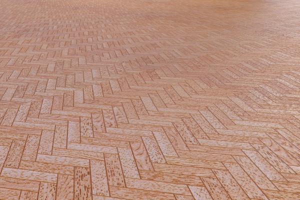Scratchy Parquet Exterior Floor Texture