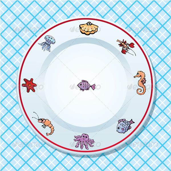 Sea Food Restaurant Branding Design