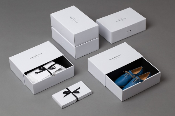 Shoe Cardboard Box Packaging