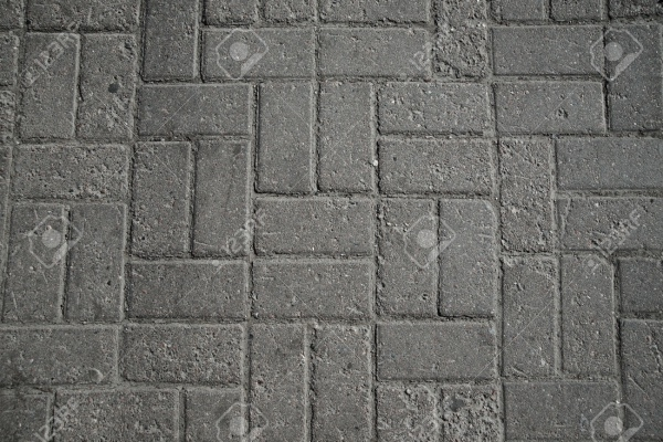 Sidewalk Block Gray Texture