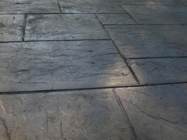 Sidewalk Patio Smooth Texture