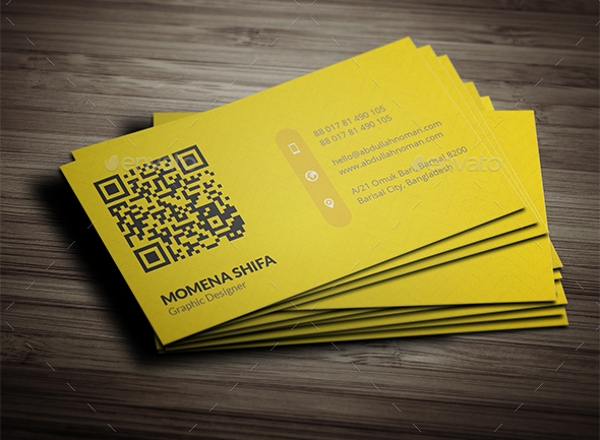 FREE 27+ Creative & Modern Business Card Templates in MS ...