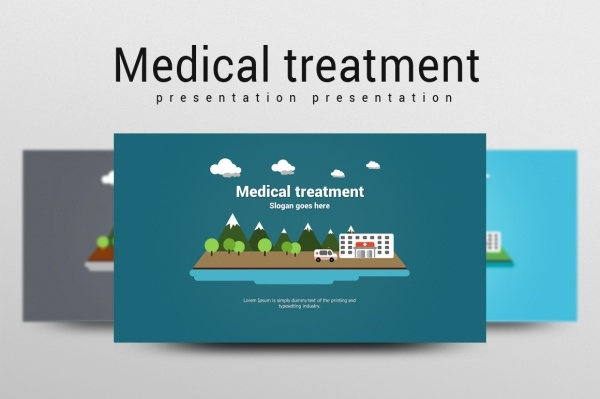 Slideshare Medical Treatment Presentation