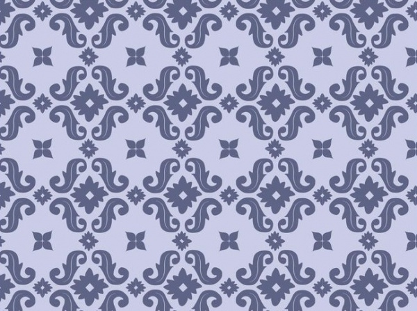 Spring Flourishes Fabric Pattern
