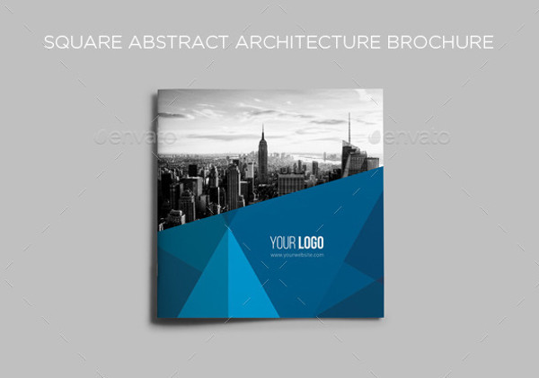 Square Architecture Brochure Design