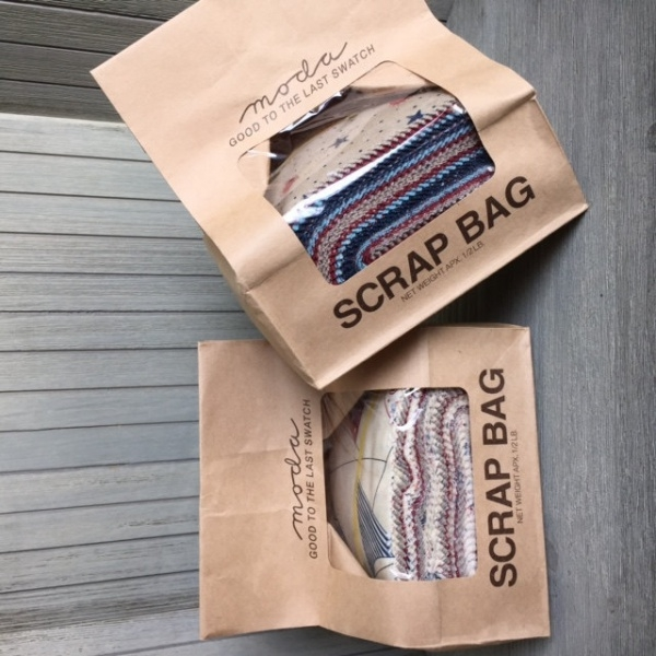 Surprise Scrap Bag package